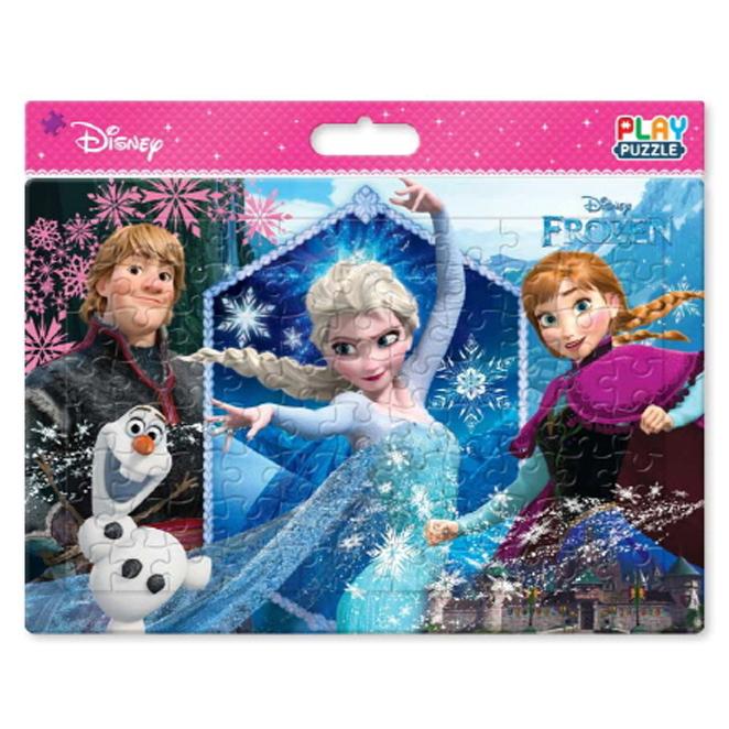 디즈니 판퍼즐 겨울왕국 눈결정 (88조각), 계림북스