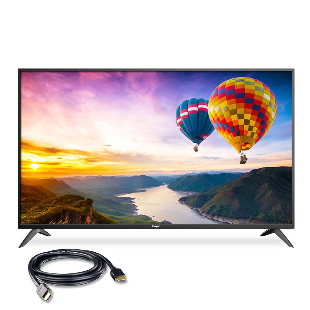 주연테크 UHD HDR 125cm 무결점 TV D5003UK, 스탠드형