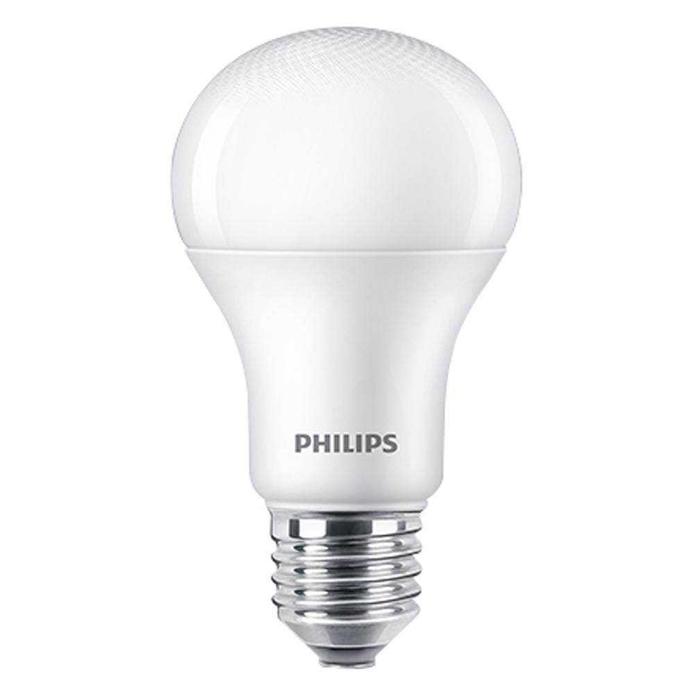 필립스 LED 벌브 전구 10 W, 주광색, 1개