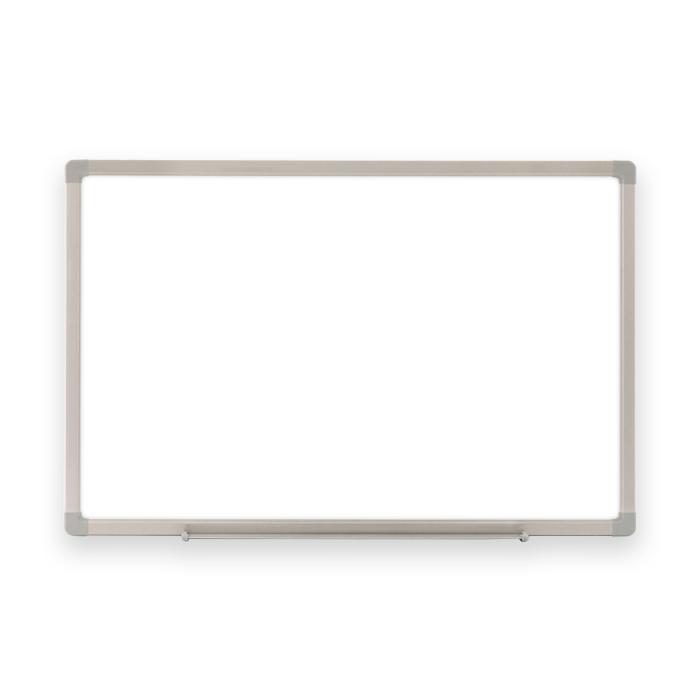 두문 화이트보드 AL, 단일 색상, 120 x 80 cm