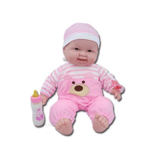 베렝구어 랏치투쿠들 안아주세요 아기인형 긴팔 35016, 웃는표정