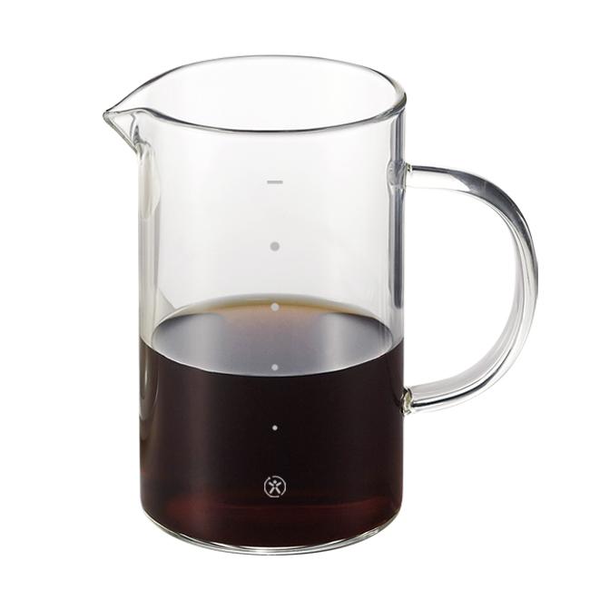빈플러스 일자형 커피 드립 서버, 1개