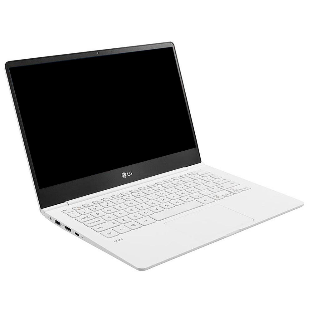 LG전자 2020 그램 13 노트북 스노우 화이트 ZD990-VX50K (i5-8265U 33.7cm), 미포함, SSD 256GB, 8GB