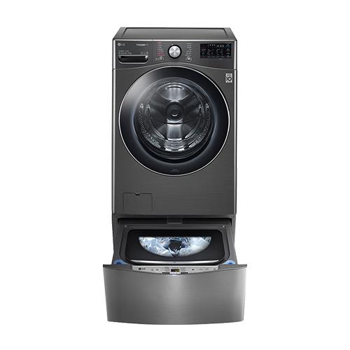 LG전자 트롬 트윈워시 드럼 세탁기 F24KDDM 24kg 방문설치