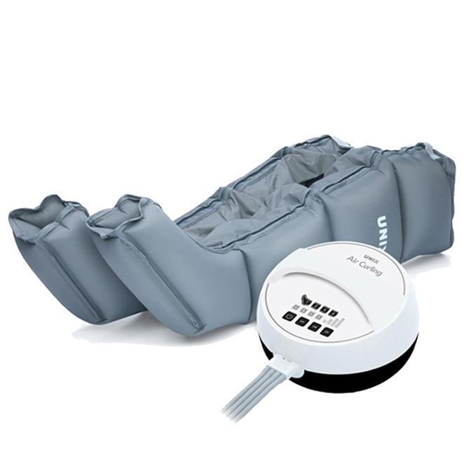 맥스타 유닉스 가정용 NEW 에어컬링 공기압 마사지기, UAM-8330N