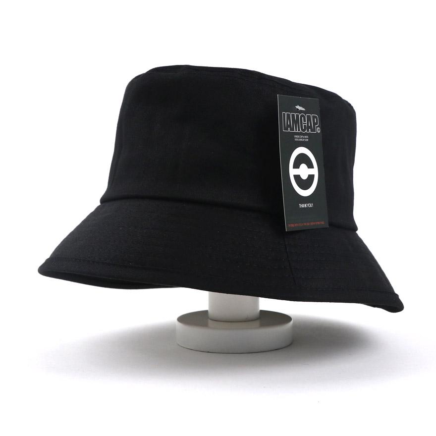아이엠캡 하이하이 다운챙 버킷햇 모자