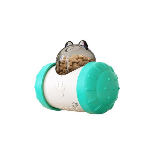 솔페토리 강아지 간식 장난감 노즈워크 14.6cm x 10.9cm, 민트, 1개 (POP 4971228808)
