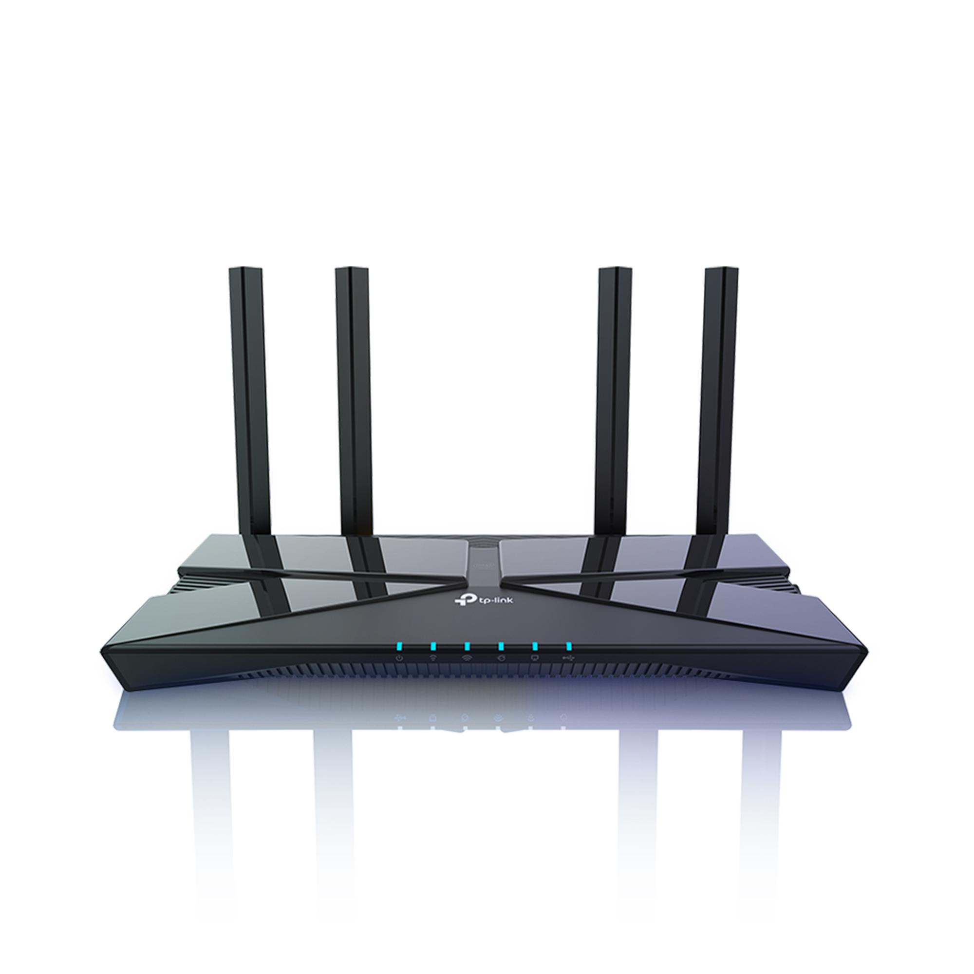 티피링크 듀얼 밴드 Wi Fi 6 무선 공유기, Archer AX20