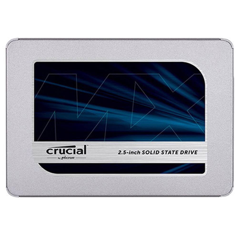 마이크론 Crucial SSD MX500, CT1000MX500SSD1, 1TB