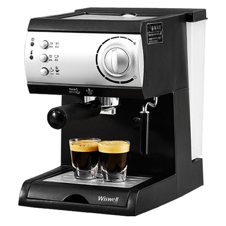 위즈웰 에스프레소 커피머신, DL-310