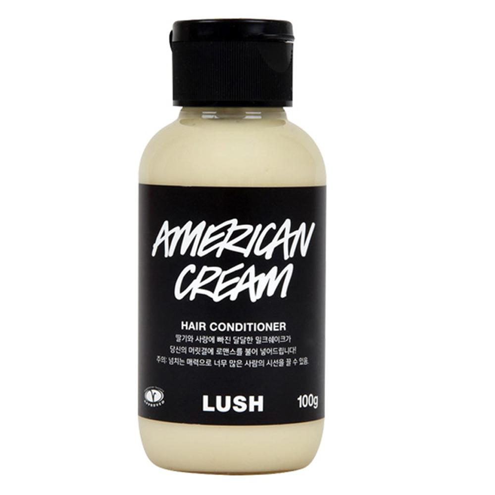 러쉬 아메리칸 크림 헤어 컨디셔너, 100g, 1개