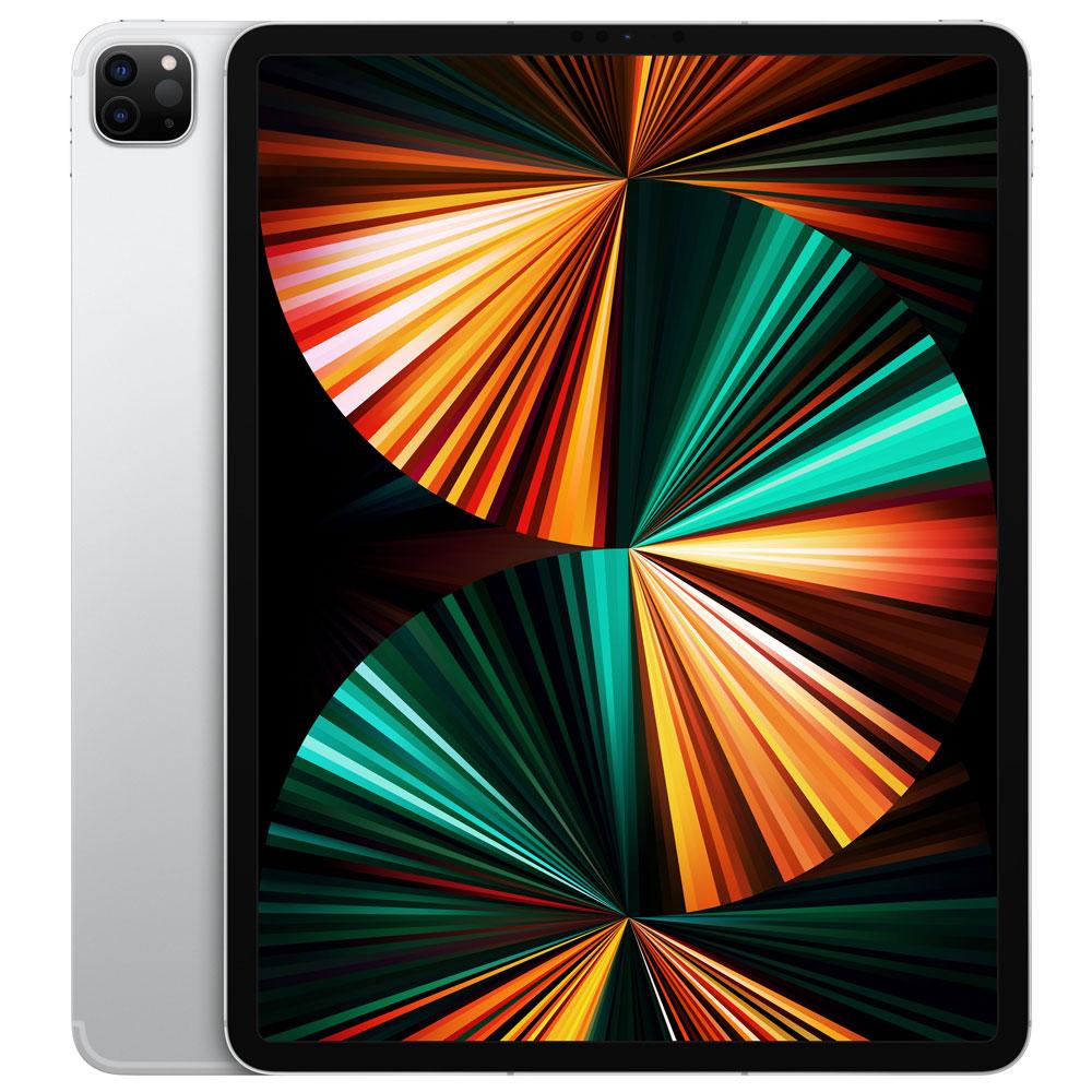 Apple 아이패드 프로 12.9형 5세대 M1칩, Wi-Fi+Cellular, 128GB, 실버 (POP 5392851098)