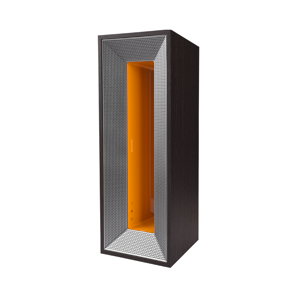 에어로사이드 공기청정기 APS-200, 오렌지(APS-200)
