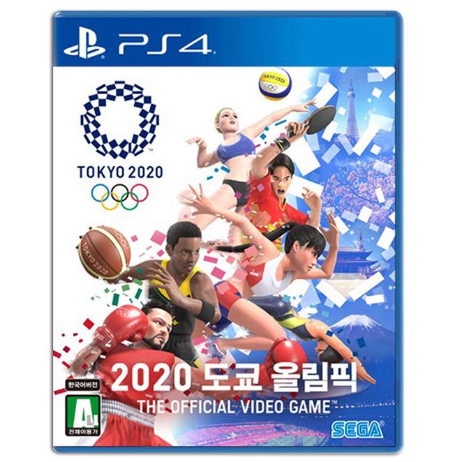 소니 PS4 2020 도쿄 올림픽 한글판