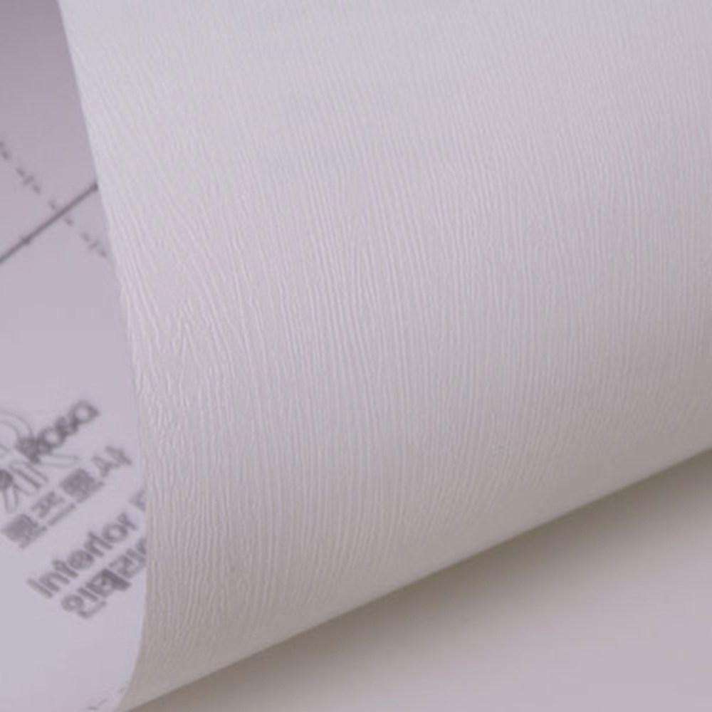 로즈로사 우드 그레인 화이트 접착시트지, SM4805-1