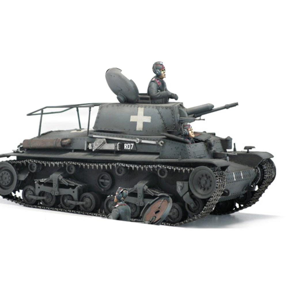 아카데미과학 독일육군 35(t) 지휘전차, 13313