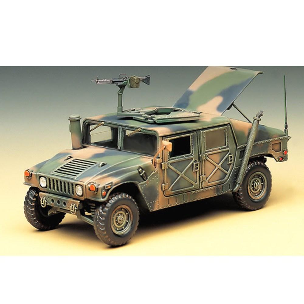 아카데미과학 M-1025 병력수송차량, CA057