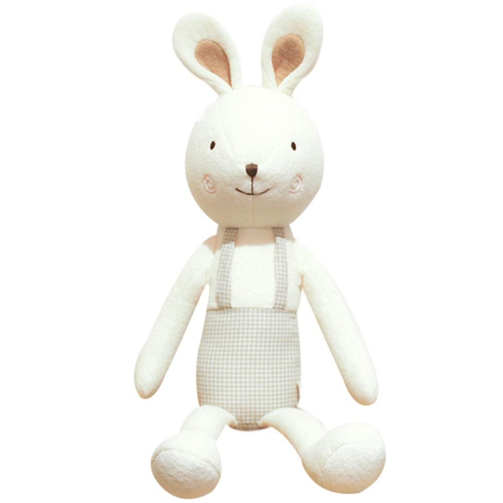 에스엔피 뉴 착한 토끼 토토 오가닉 인형, 아이보리