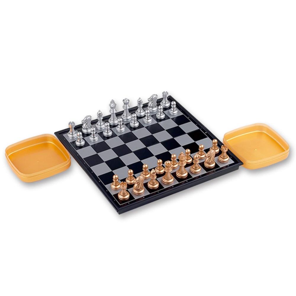 바니랜드 자석 큰 체스, 2인