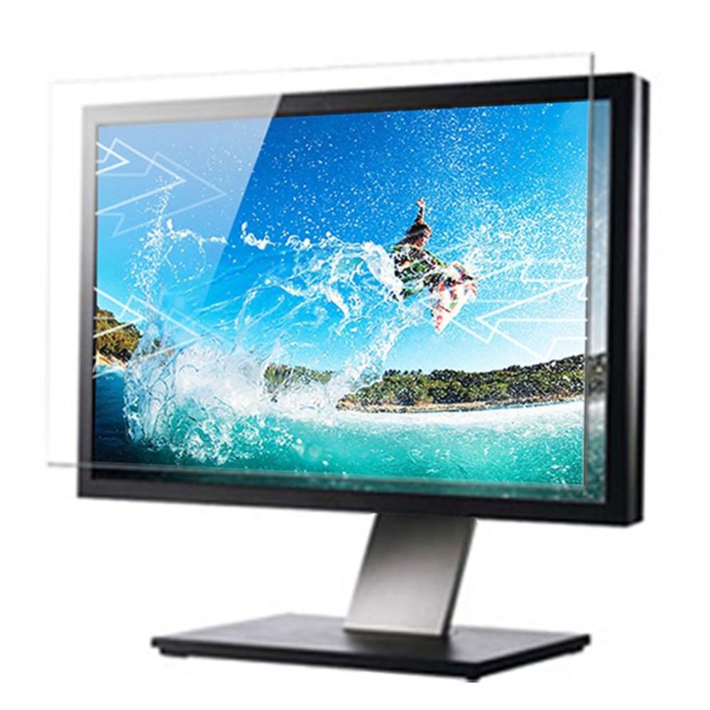 닉스 KMS 프리미엄 LED&LCD 필터 모니터 화면 보호기 540mm x 350mm, 단일색상, 1개