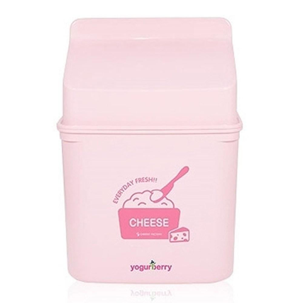 요거베리 치즈 메이커, 스위트 핑크, 1개