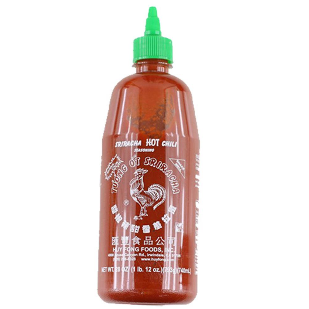 허이펑 닭표 스리라차 핫 칠리 소스, 793g, 1개