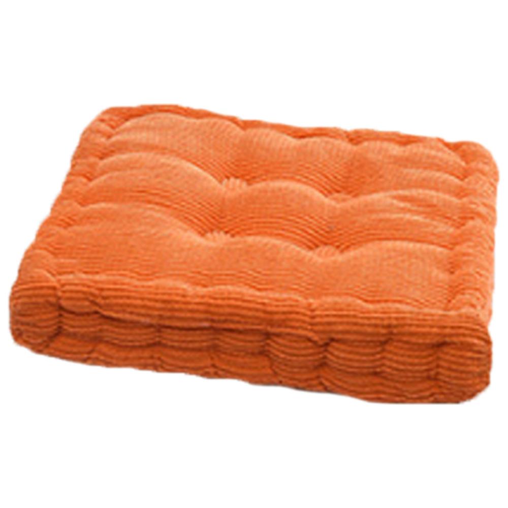 블럭마트 와플 방석, 오렌지