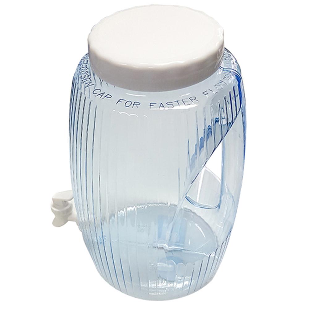애로우 드럼 물통 디스펜서, 단일 색상, 4.7L