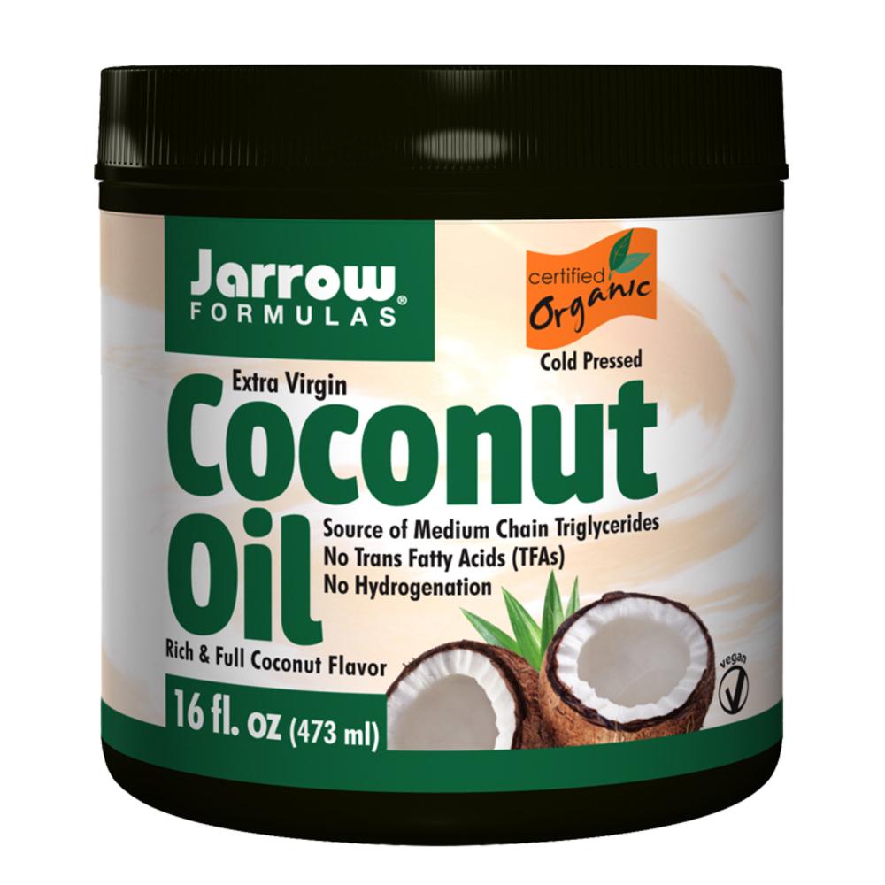 재로우 엑스트라버진 코코넛오일, 473ml, 1개