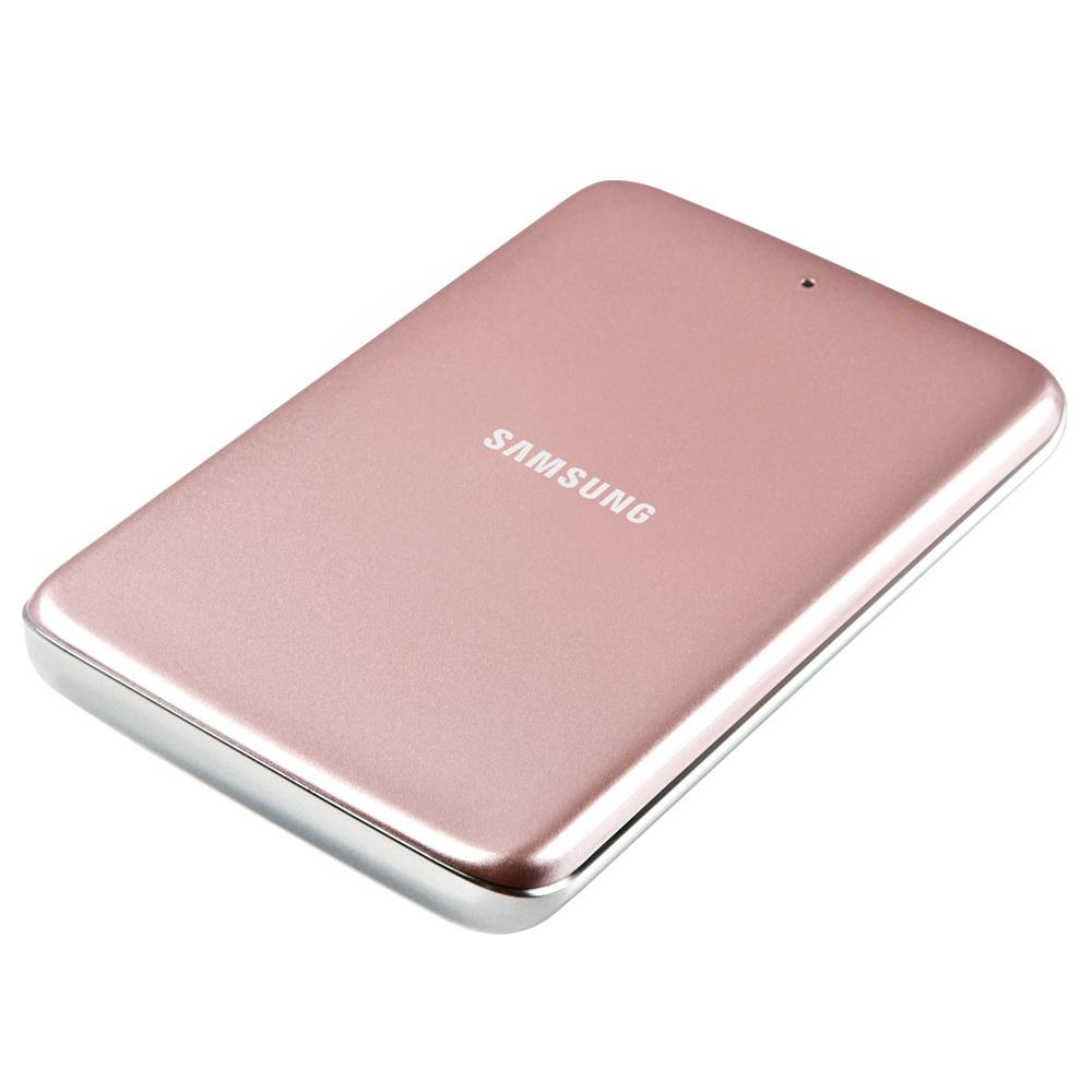 삼성전자 외장하드 H3, 외장하드 H3(2TB/USB3.0/2.5/핑크/삼성):1개, 1