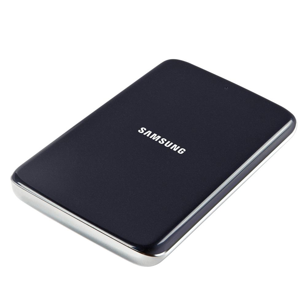 삼성전자 외장하드 H3, 1TB, 블루블랙