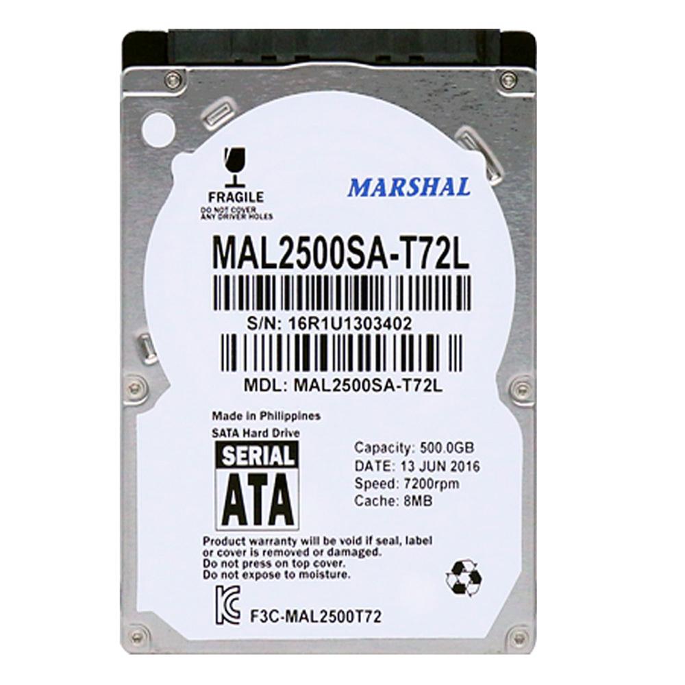 레토 마샬하드디스크 노트북용 HDD, 단일상품, 500GB