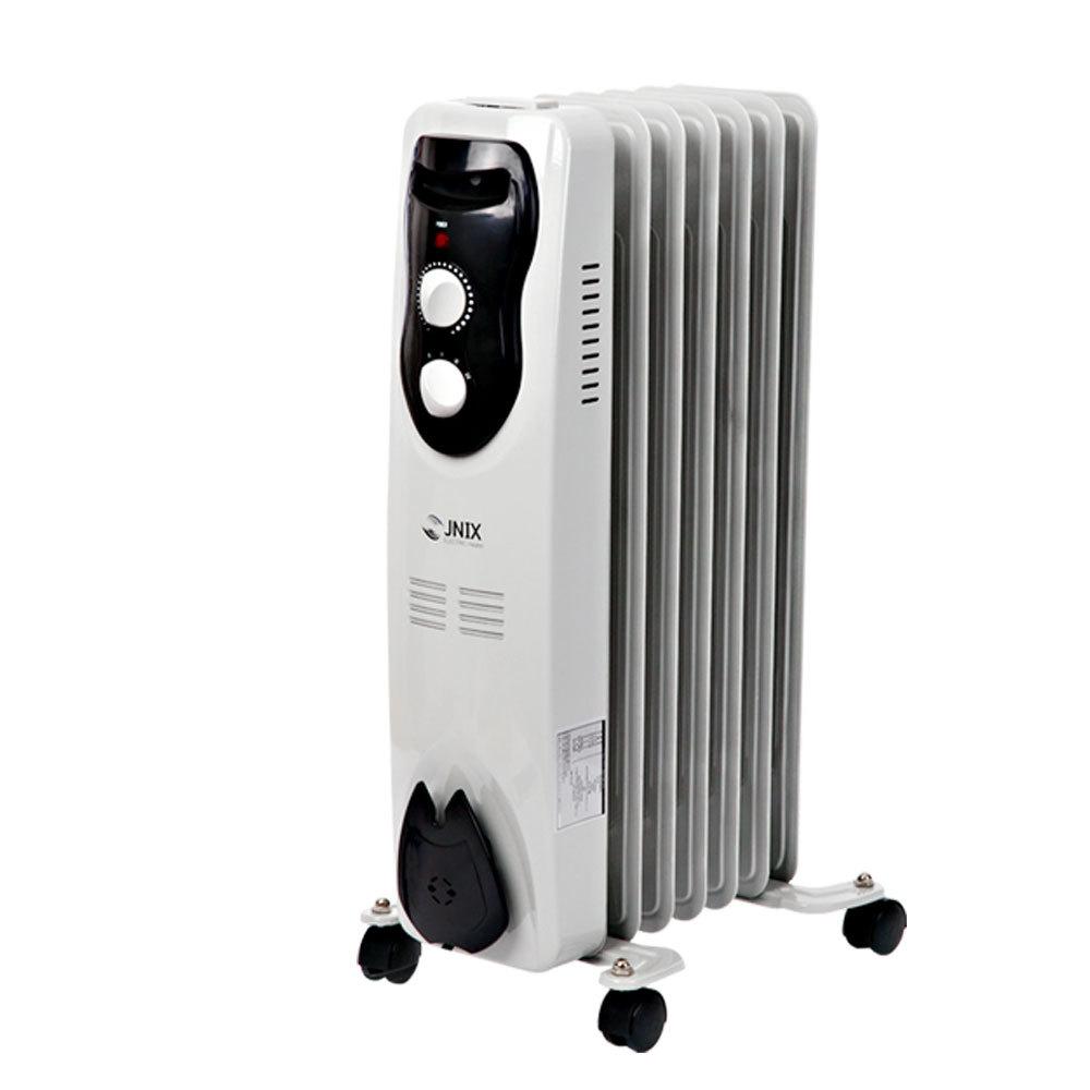 제이닉스 라디에이터 전기난로 히터 7핀, JY-7P