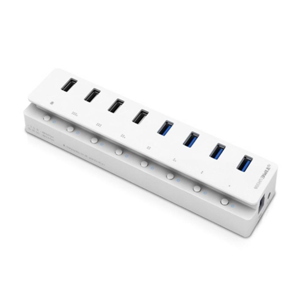 ipTIME UH308 USB2.0/3.0 허브 유전원