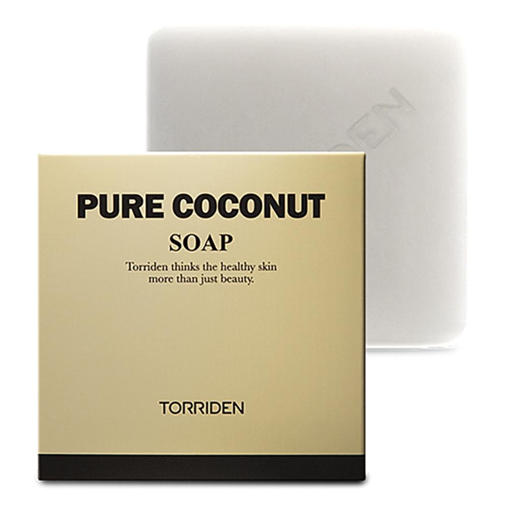 토리든 순수 코코넛 비누, 100g, 1개