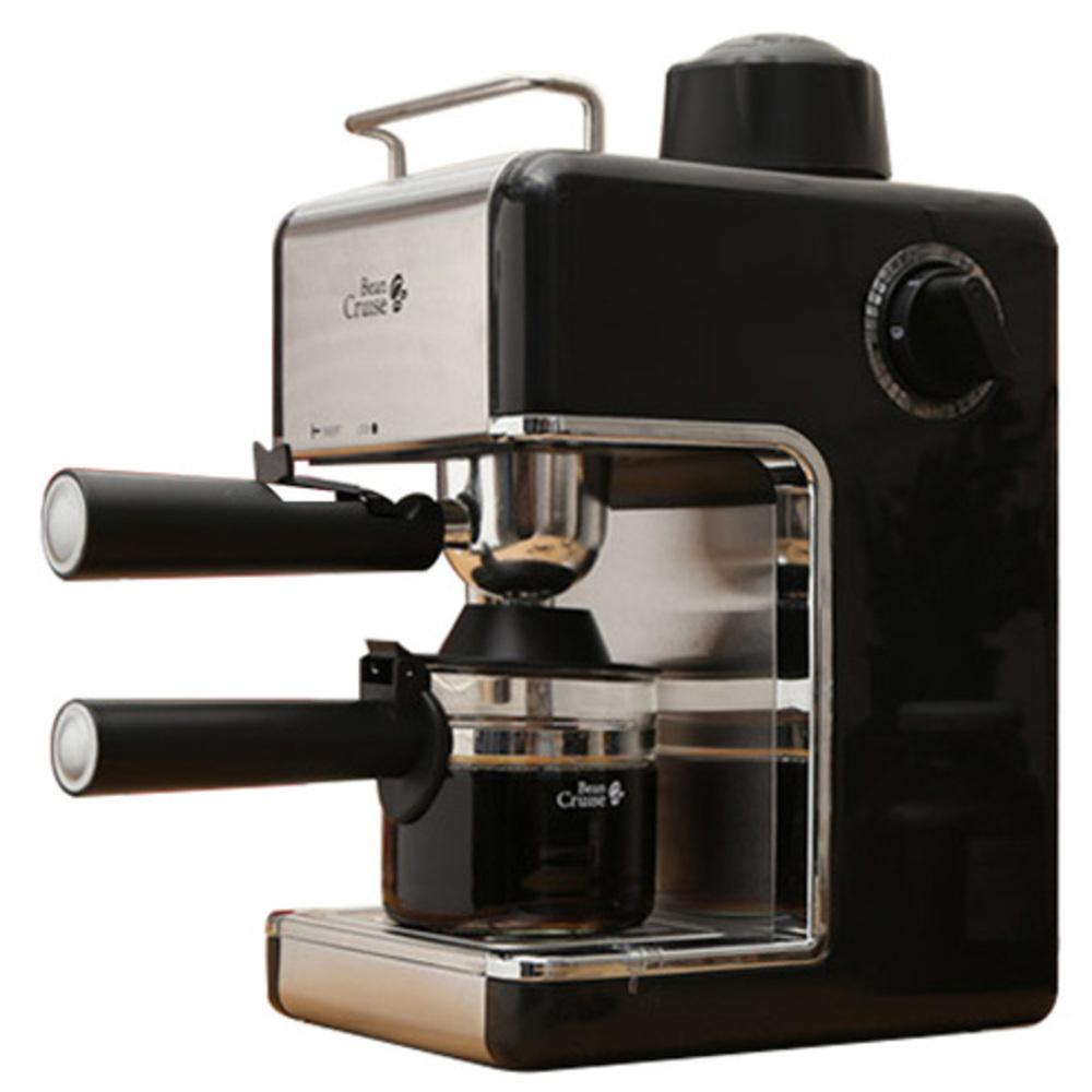 빈크루즈 에스프레소 커피머신, BCC-480ES(블랙)