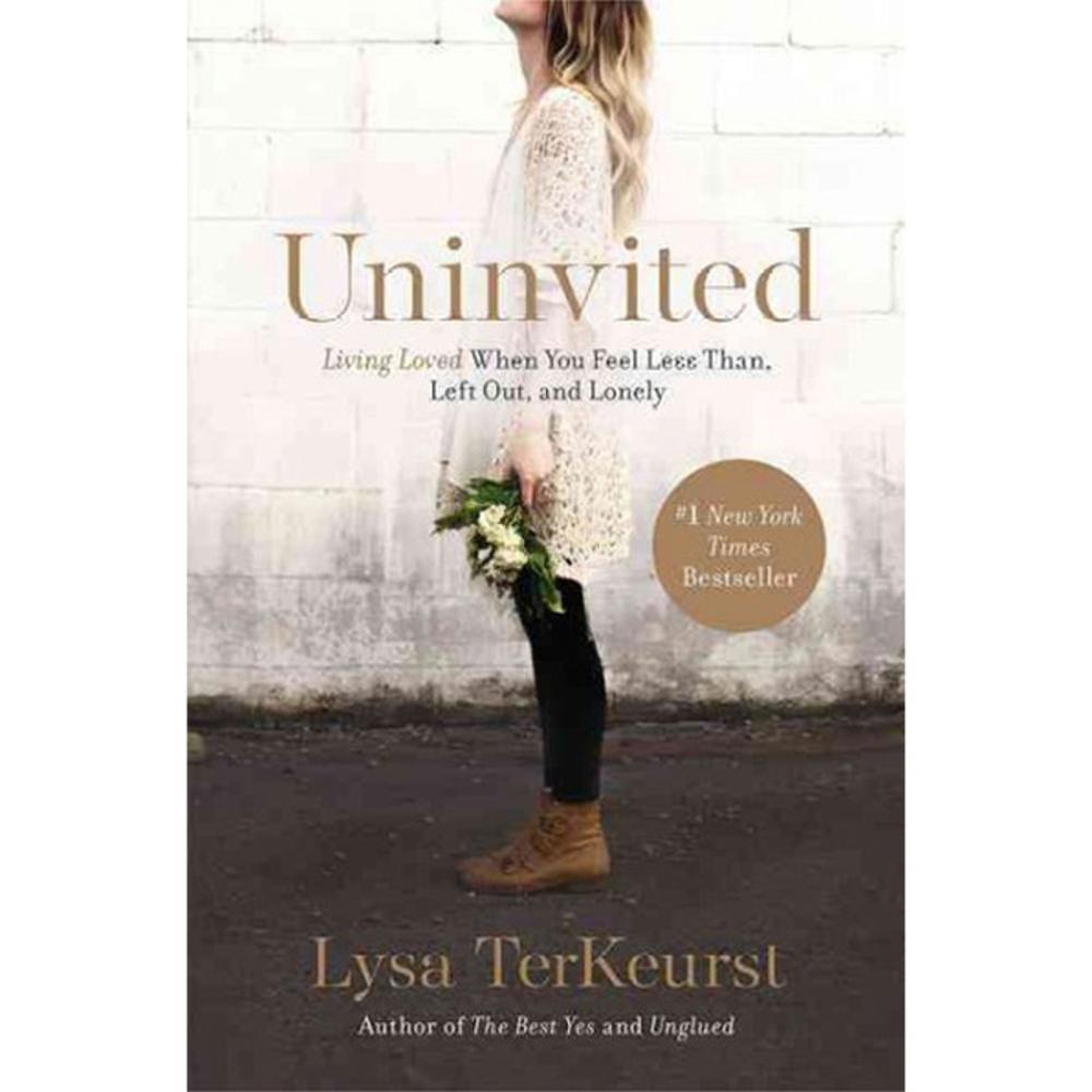 [해외도서] Uninvited: Living Loved When You Feel Less Than Left Out and Lonely, Thomas Nelson Inc
