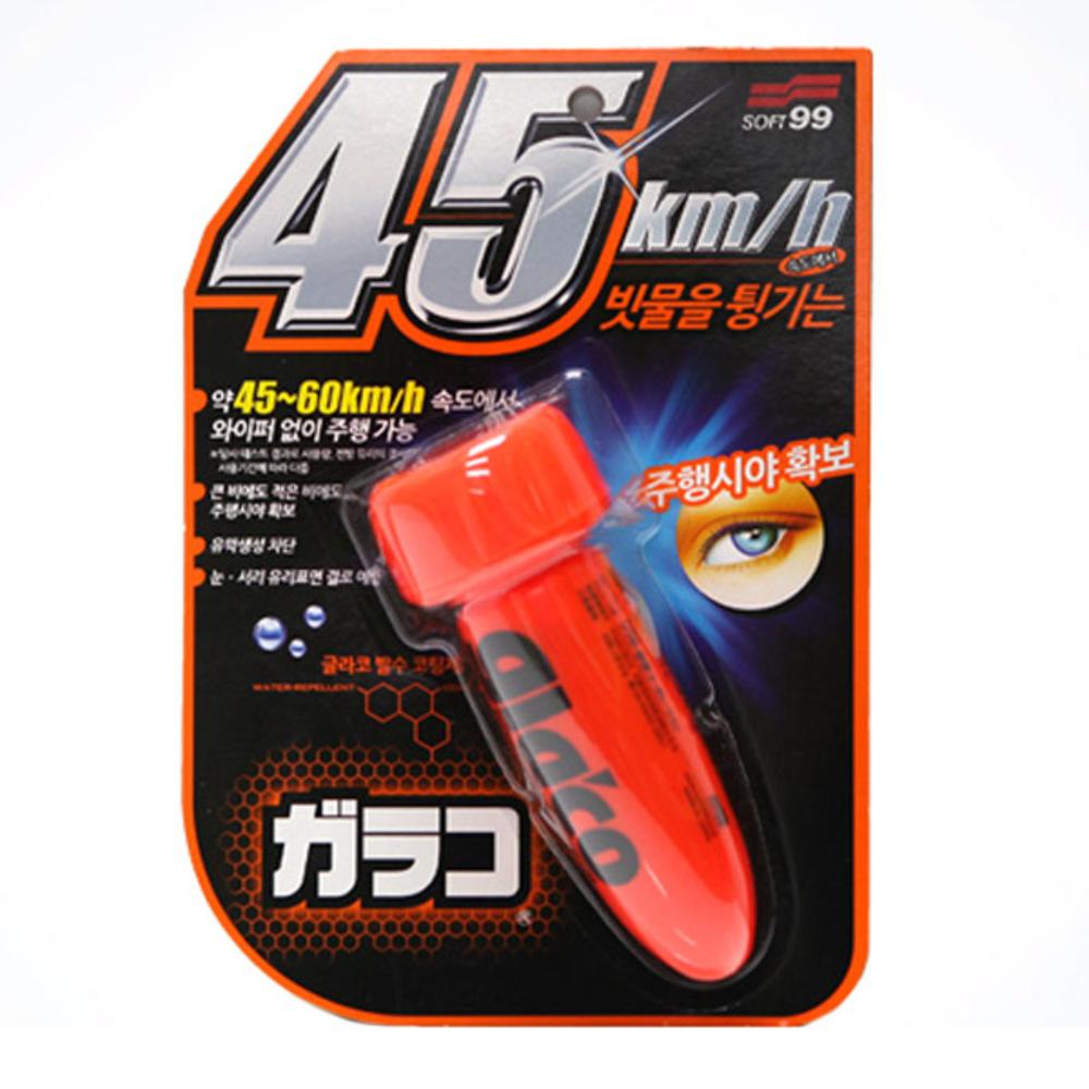 소프트99 글라코 유리 발수코팅제 G-4, 75ml, 1개
