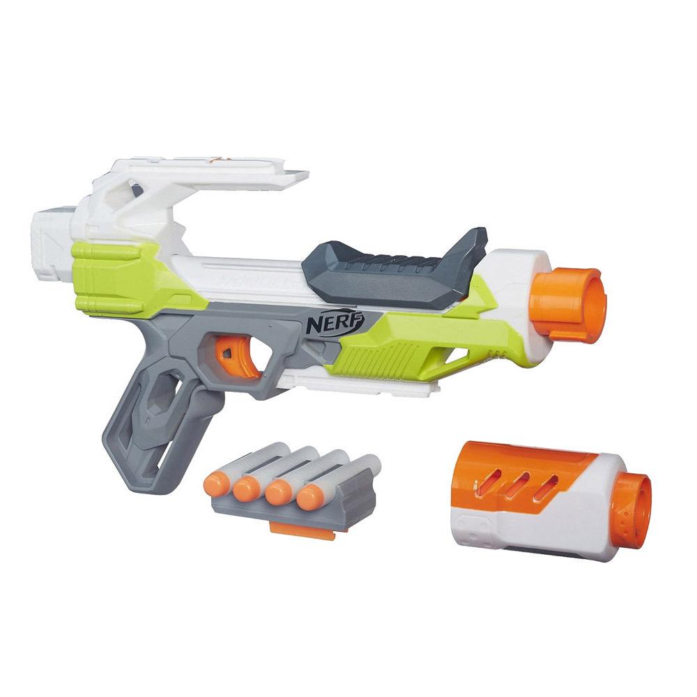 너프 모듈러스 이온파이어 장난감 총, 혼합 색상