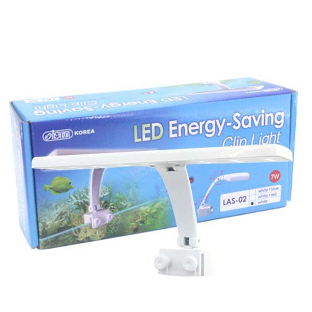 이스타 수족관용 LED등 LAS-02 white, 1개입