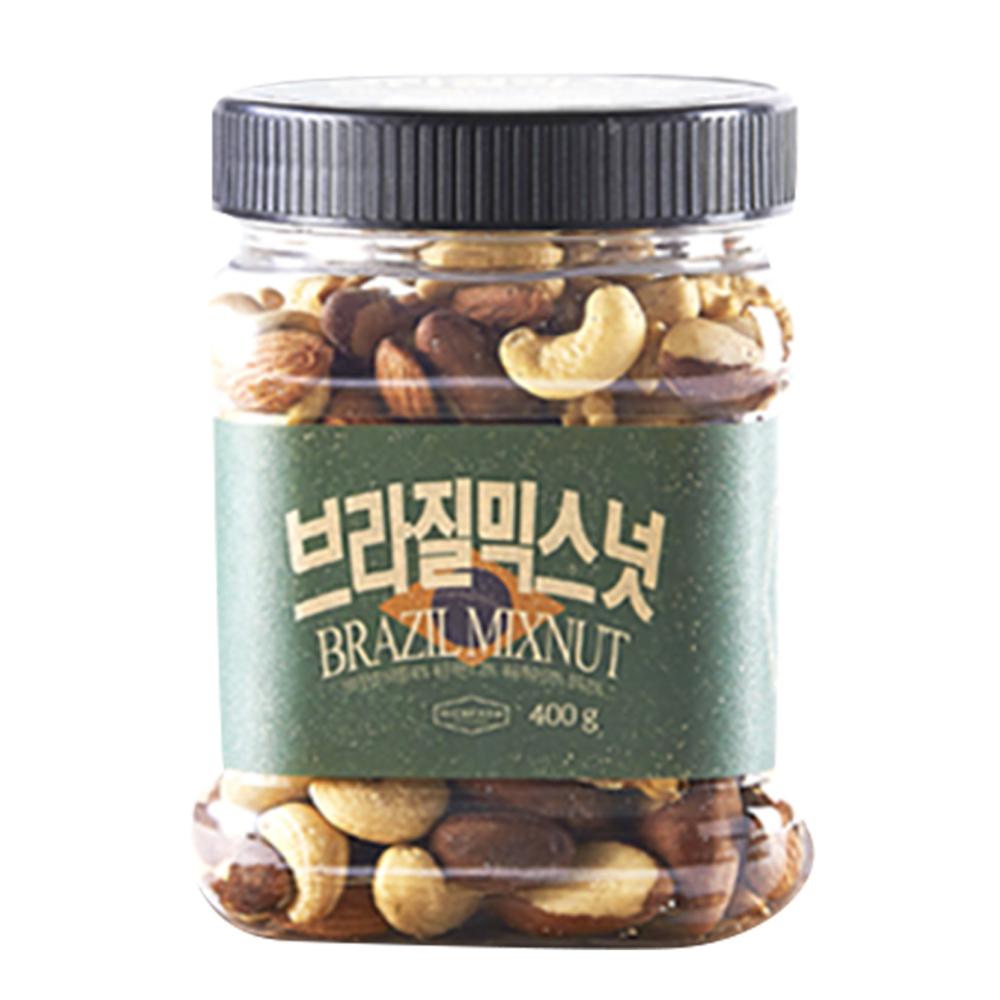 리치팜너트 브라질 믹스넛, 400g, 1개