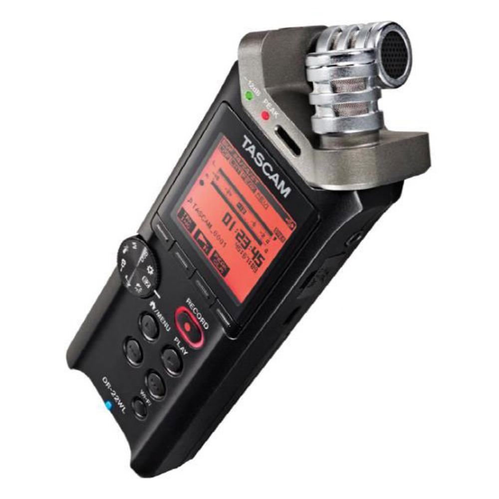 타스캠 리니어 PCM 레코더 DR-22WL
