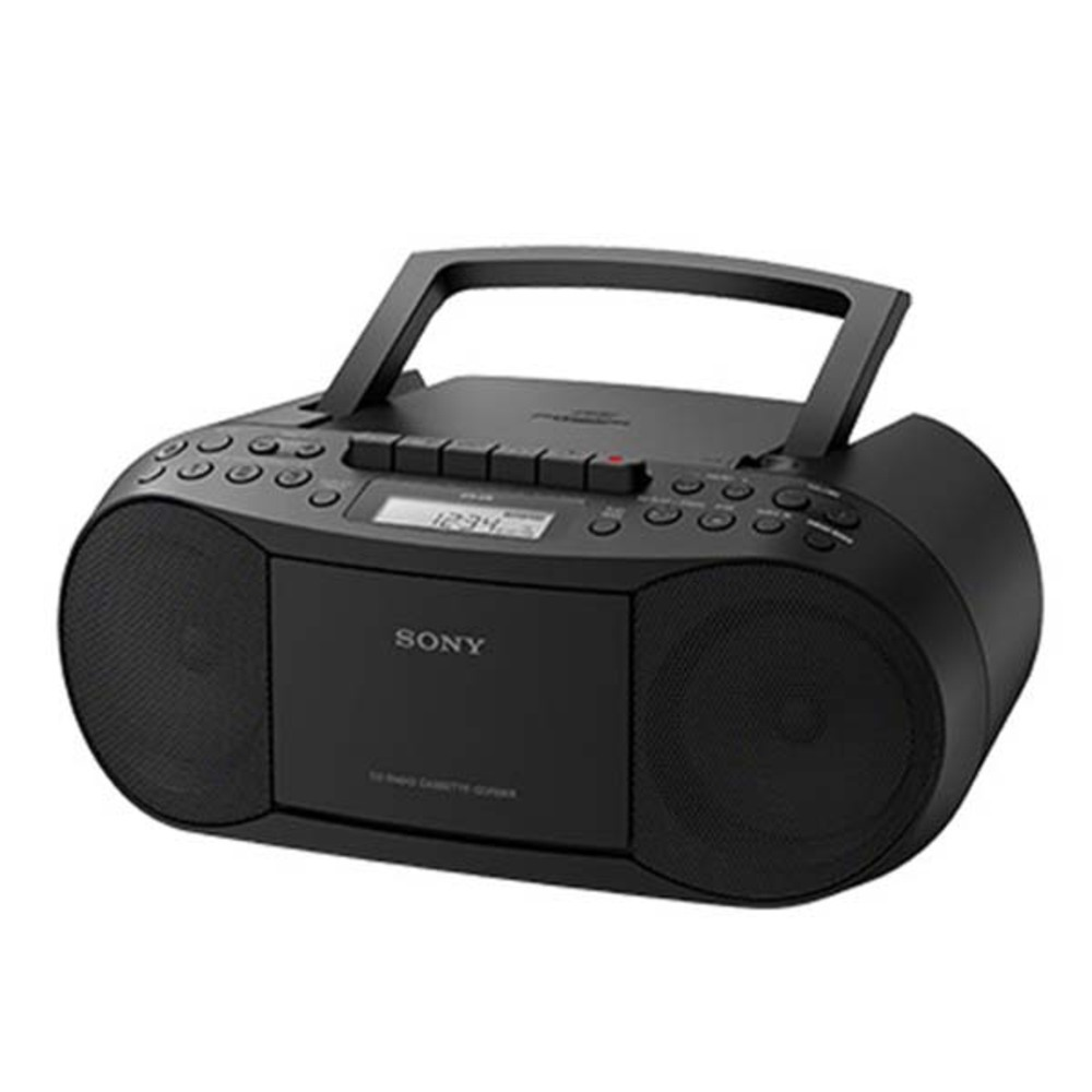소니 포터블 컴팩트 멀티 카세트 오디오, CFD-S70