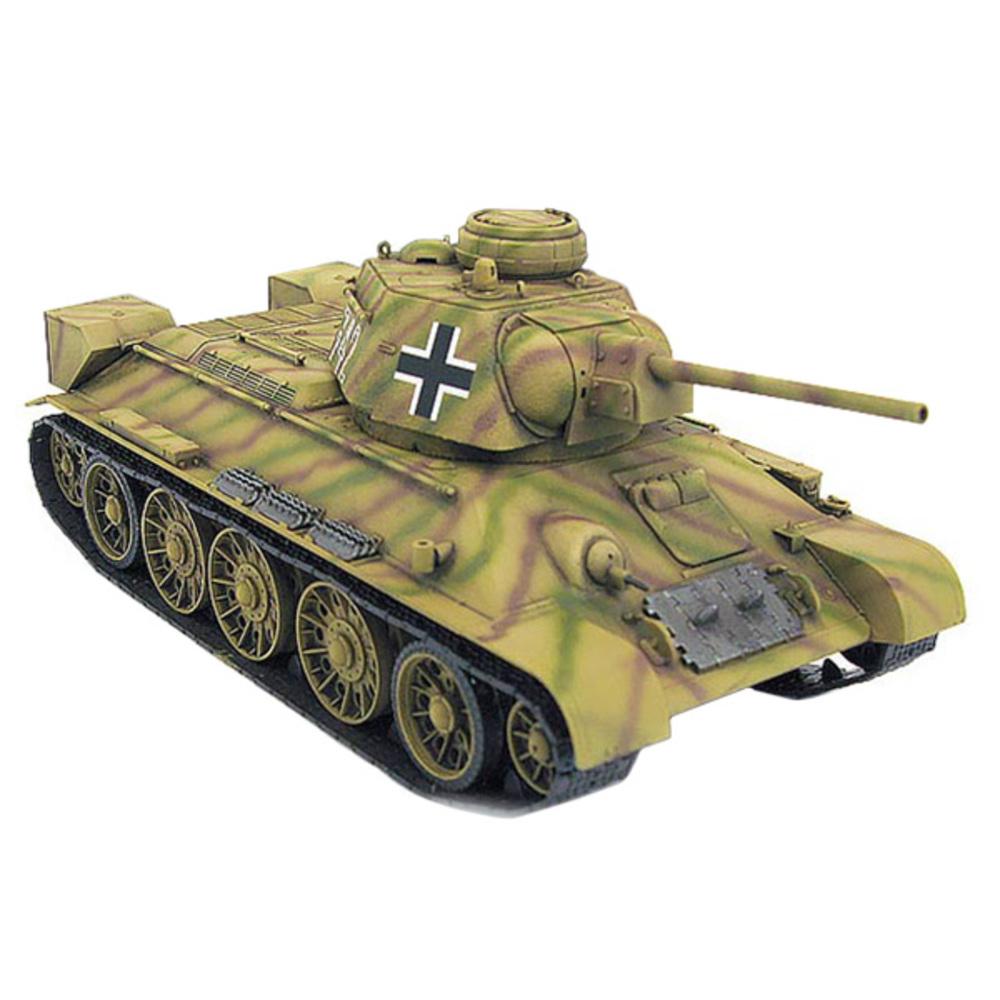 아카데미과학 1/35 German T-34/76 747 독일노획형 13502, 1개