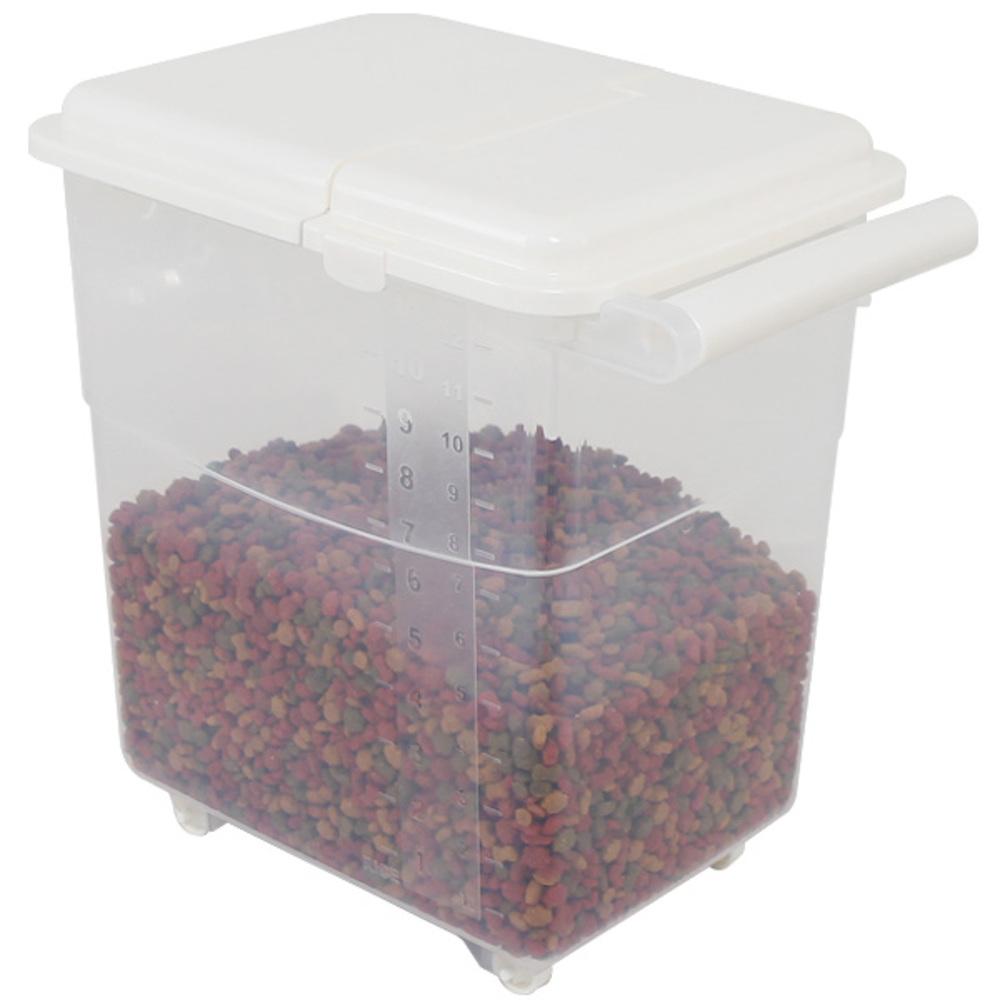 토모 국산 애견 사료보관통 11kg