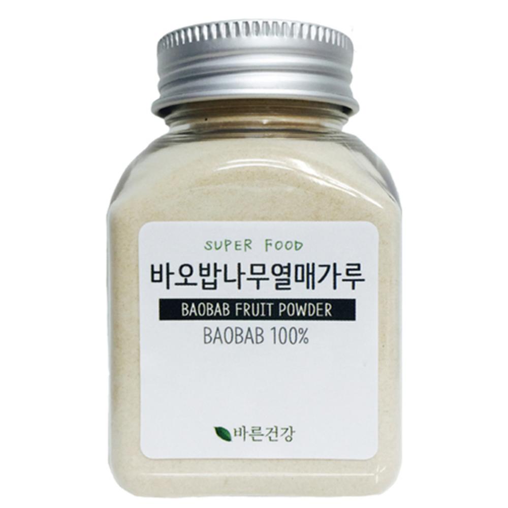 바른건강 바오밥나무열매가루, 100g, 1개