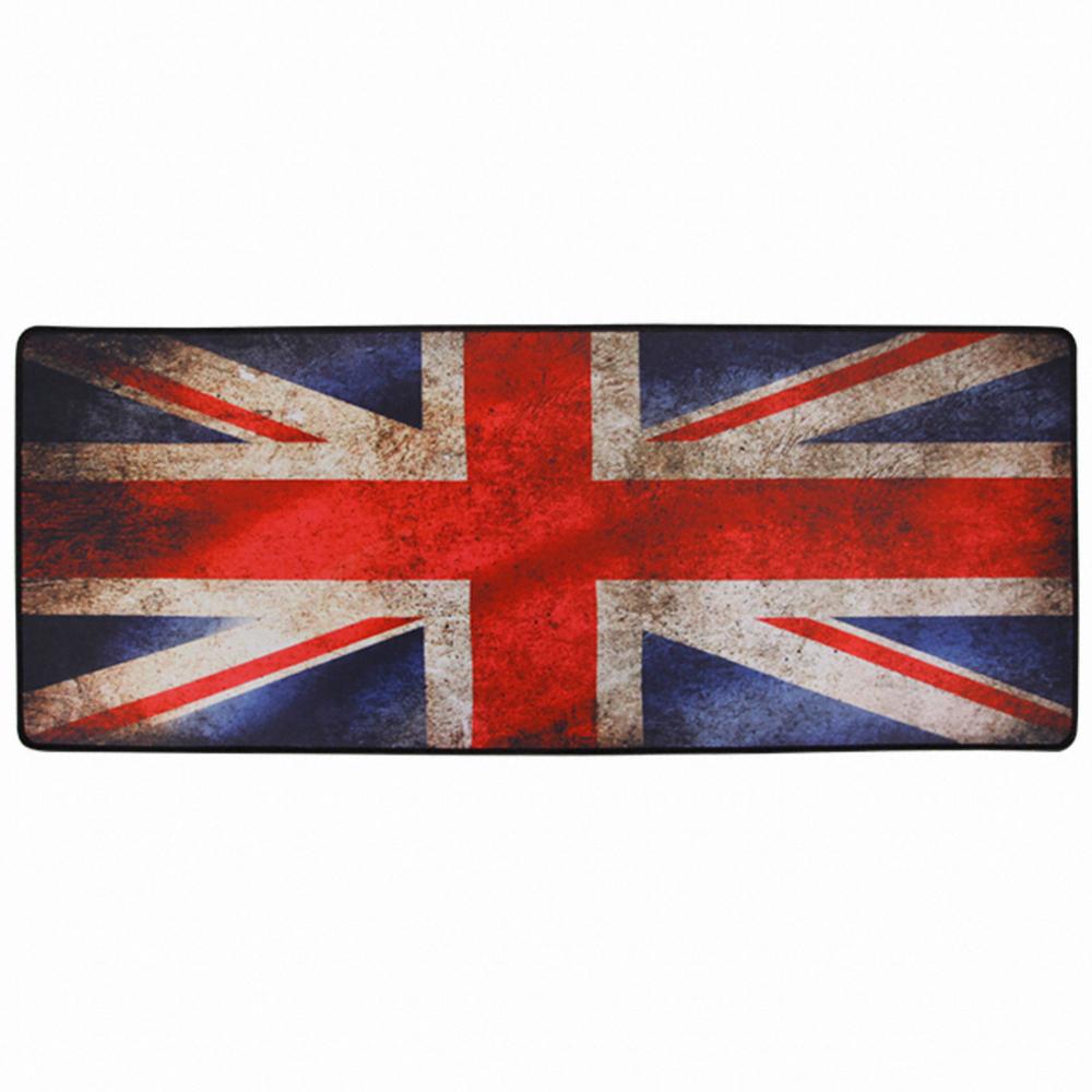 앱코 비주얼 게이밍 국기 마우스 장패드, 영국, 1개