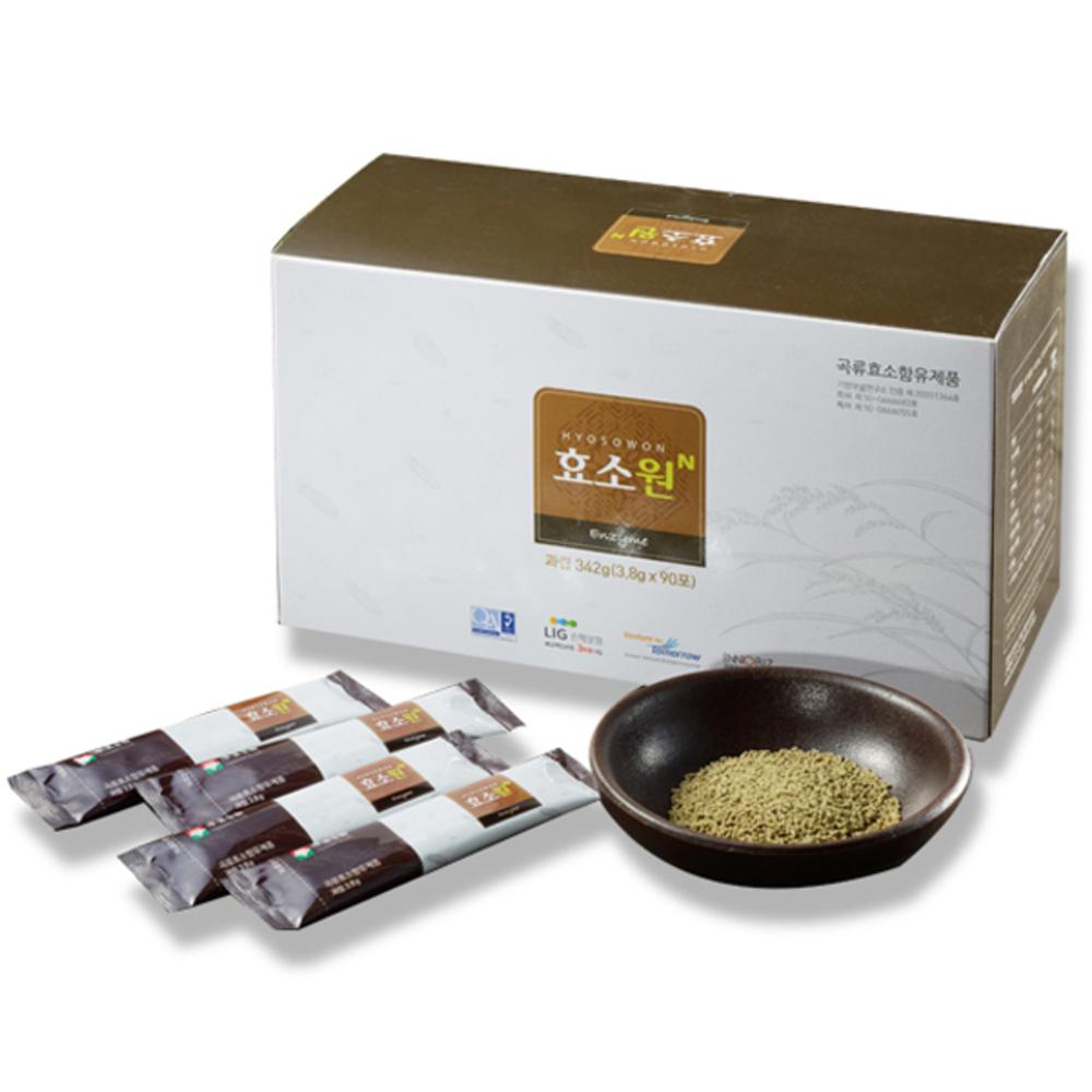 효소원 N 건강발효식품, 3.8g, 90개입