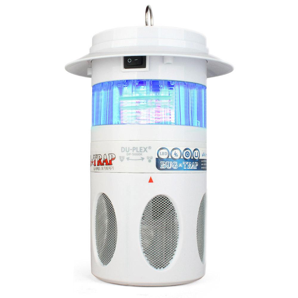 듀플렉스 LED 버그트랩 흡입식 모기퇴치기, DP-5000K