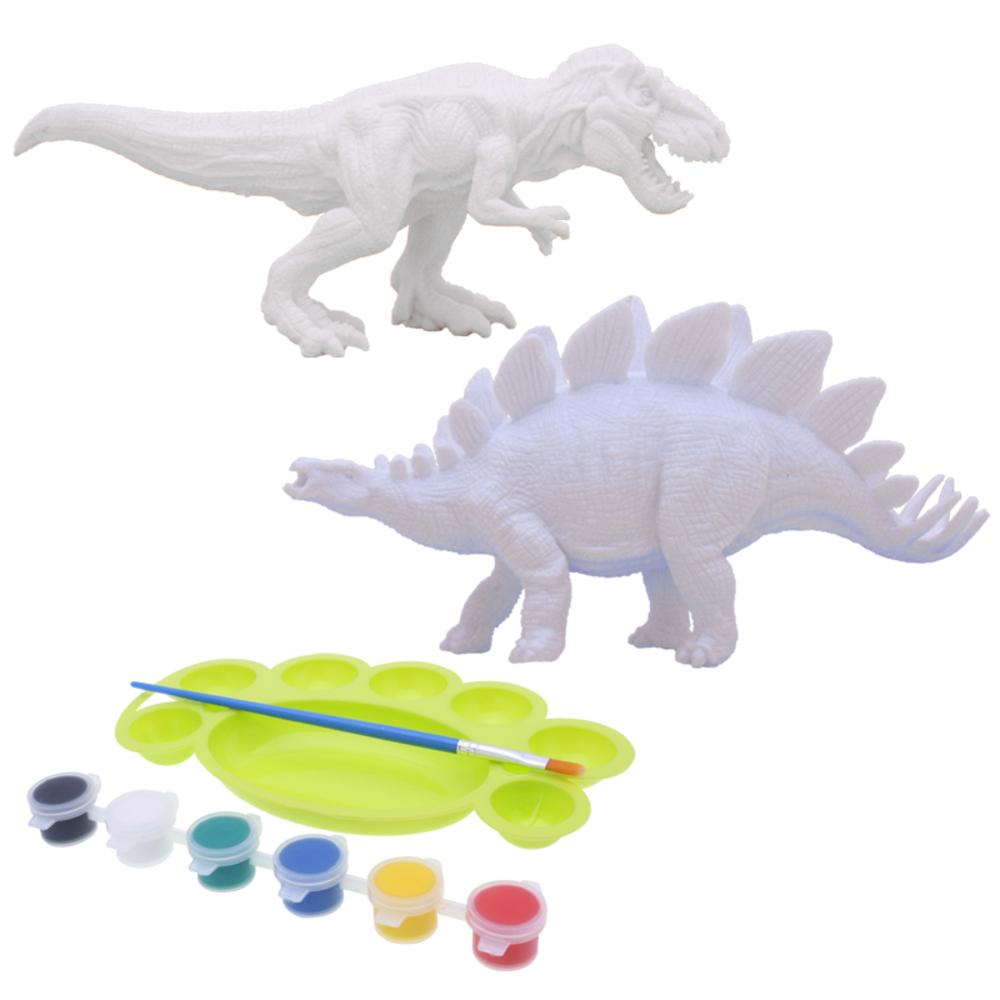 토이코코리아 공룡 색칠놀이 A세트, 1세트